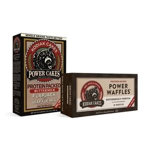 Kodiak Boxed Mixes & Frozen Waffle