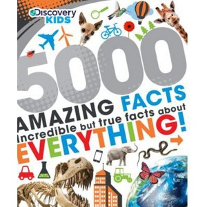 Discovery 5000 Amazing Facts