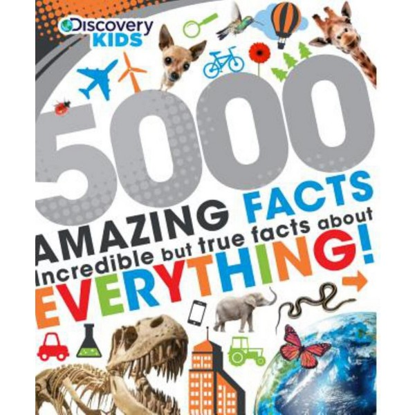 Discovery 5000 Amazing Facts product image