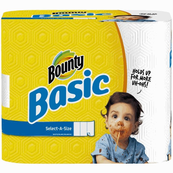 Bounty Basic Paper Towel product image