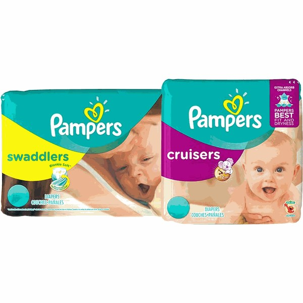 Pampers Baby Diapers product image