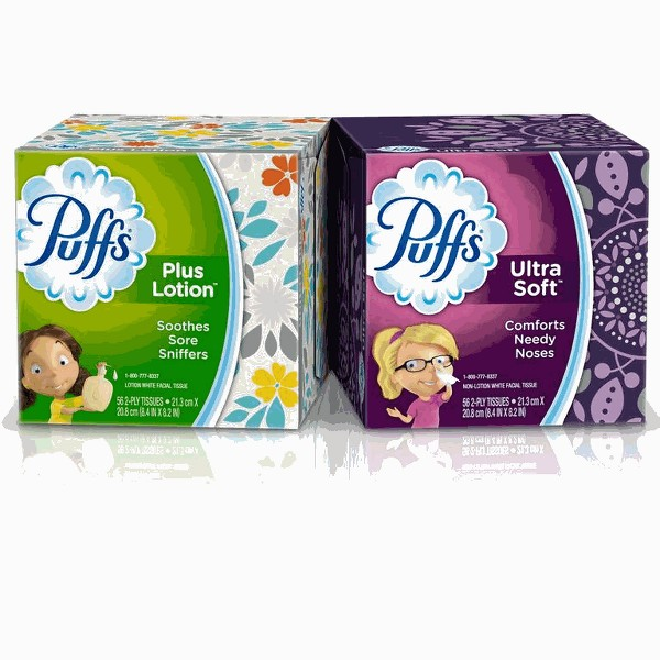 Puffs Facial Tissues product image