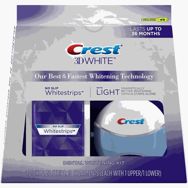 Crest 3D White Whitestrips product image