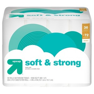 up & up Bath Tissue 36-Pack