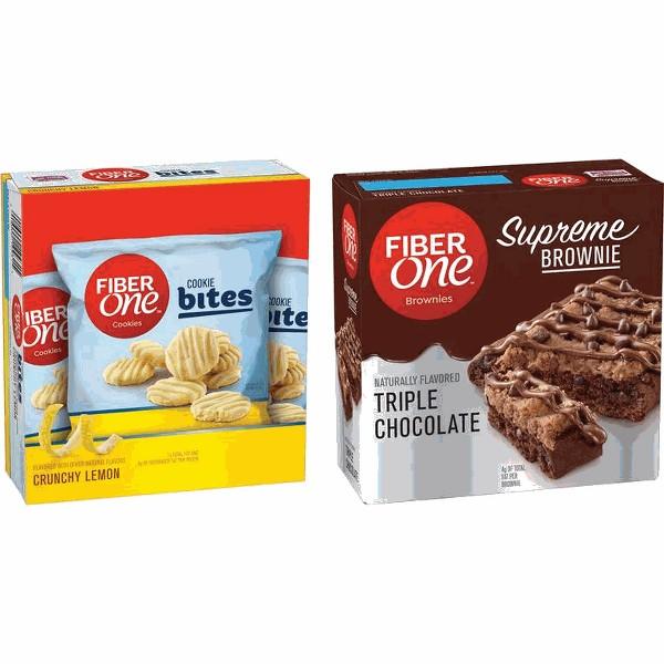 Fiber One Supreme Brownie product image