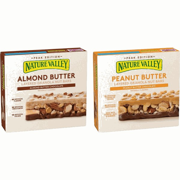 Nature Valley Layered Granola Bars product image