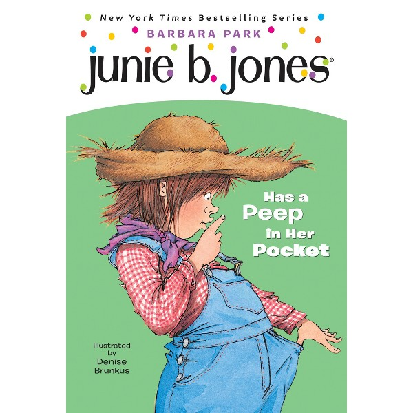 Junie B. Has a Peep in Her Pocket product image