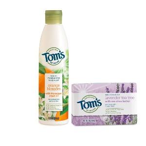 Tom's of Maine Body Wash & Bar
