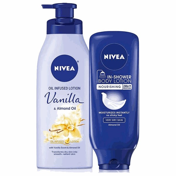 Nivea In-Shower Lotion product image