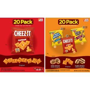 Cheez-It & Keebler Multi-Pks