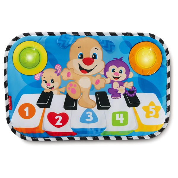 Fisher-Price Puppy Crib Piano product image