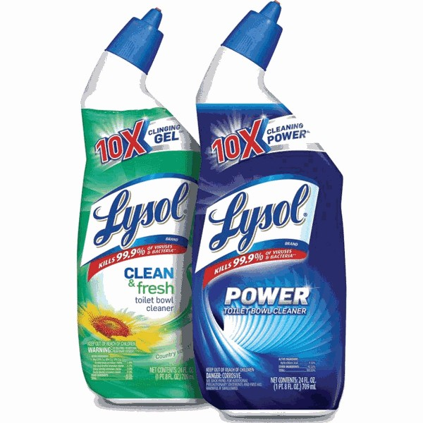 Lysol Toilet Bowl Cleaner product image