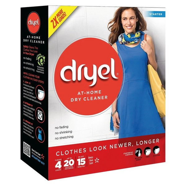 Dryel Starter and Refill product image