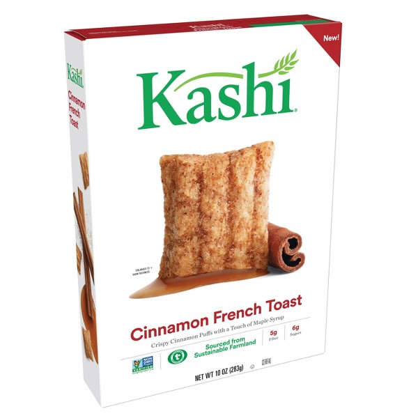 Kashi Cinnamon French Toast Cereal product image