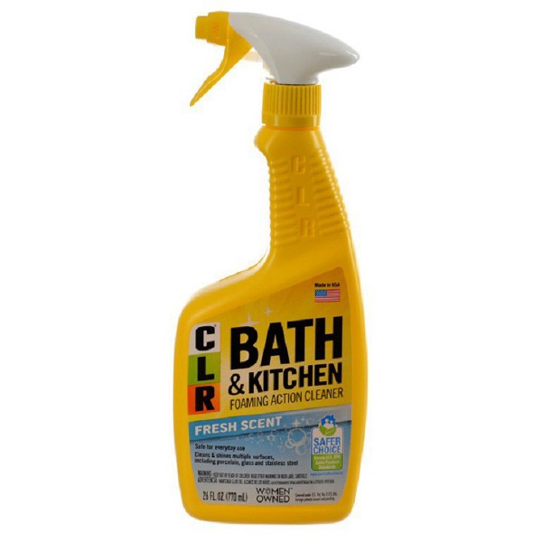 CLR Bath & Kitchen Cleaner product image