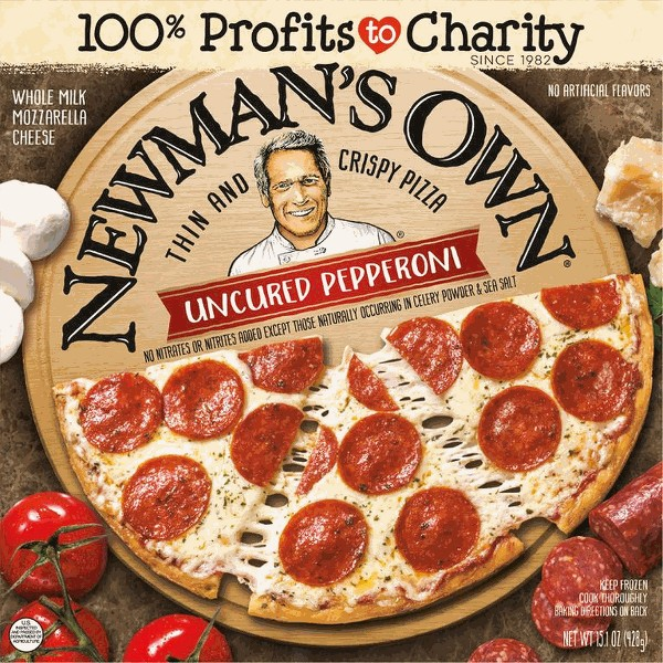Newman's Own Thin and Crispy Pizza product image