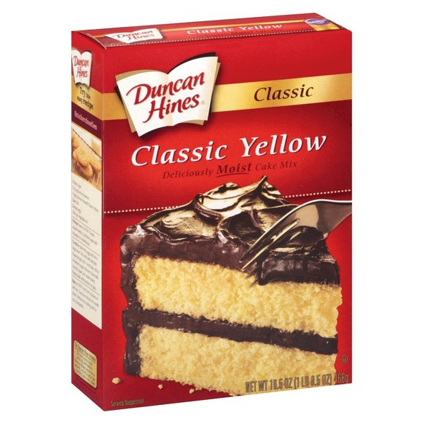Duncan Hines Cake Mixes product image