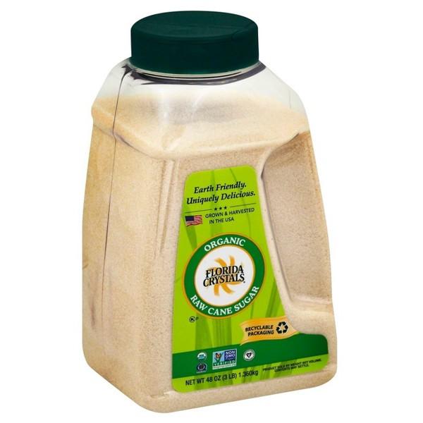Florida Crystals Cane Sugar Jar product image