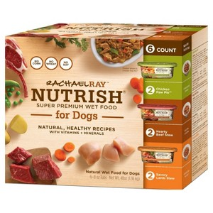 Rachael Ray Wet Dog Food