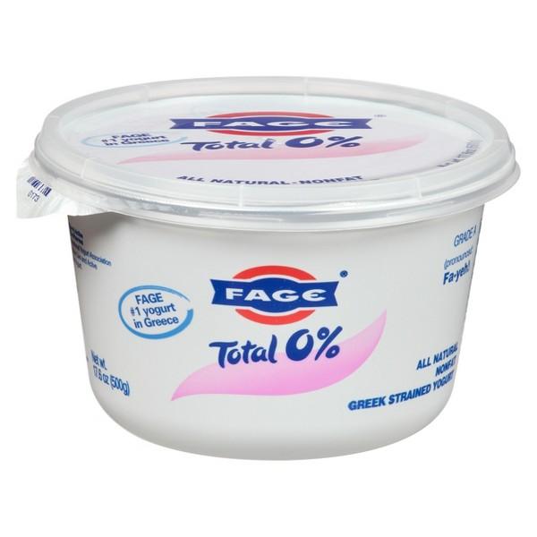 FAGE Total Plain Greek Yogurt product image