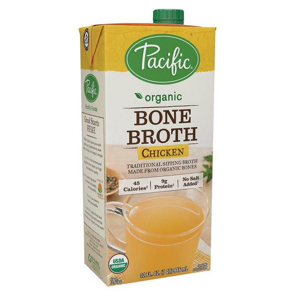 Pacific Organic Bone Broth product image