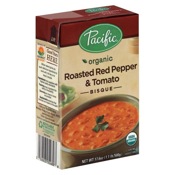 Pacific Organic Soups product image