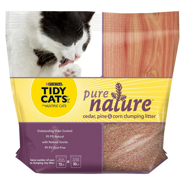 Purina Tidy Cats Pure Nature product image
