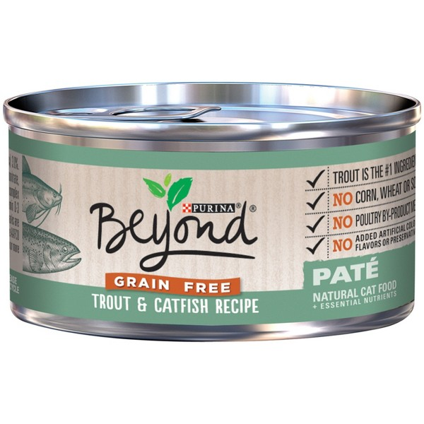 Purina Beyond Natural Wet Cat Food product image