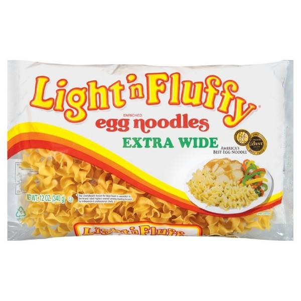 Light & Fluffy Egg Noodles product image