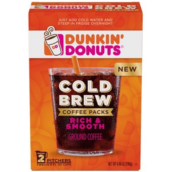 Dunkin' Donuts Cold Brew product image