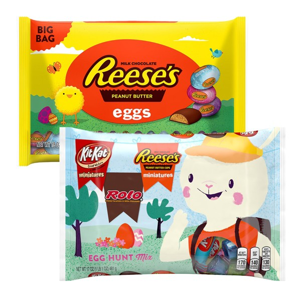 Hershey's Easter Value Bags product image