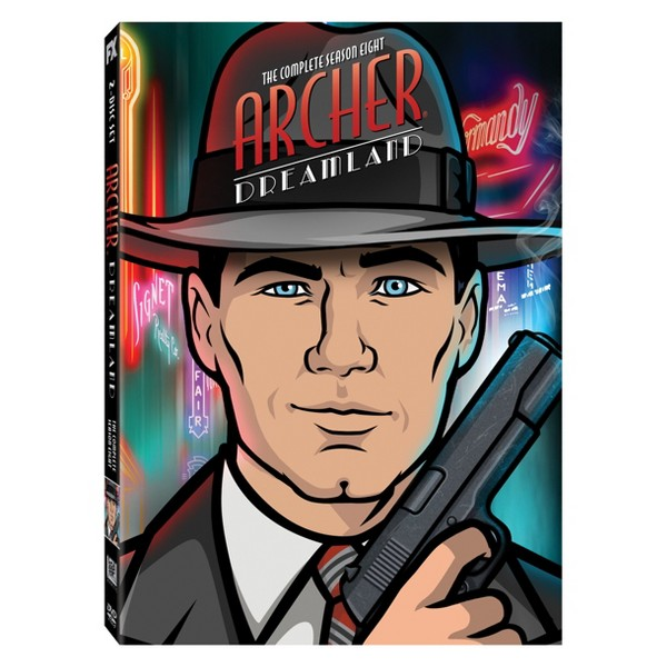 Archer: Season 8 product image