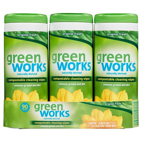 Green Works Cleaning product image