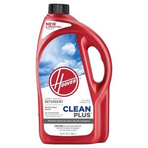 Hoover Clean Plus Carpet Solution