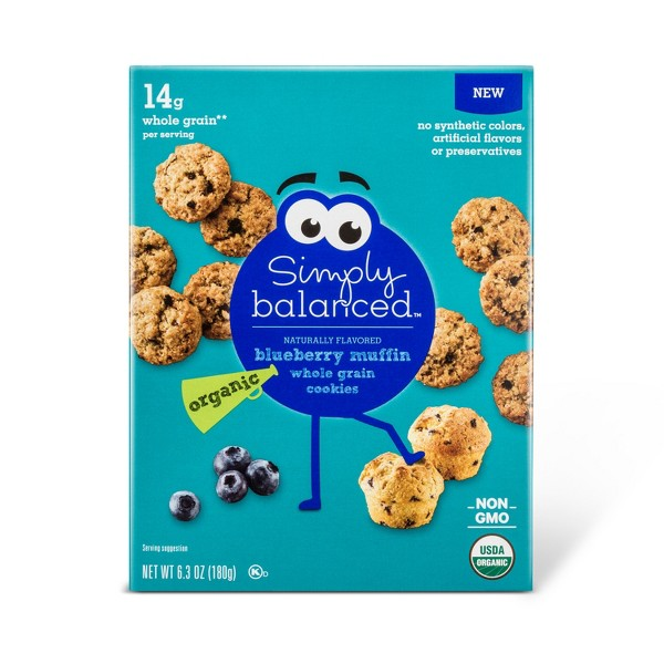 Simply Balanced Cookies & Crackers product image