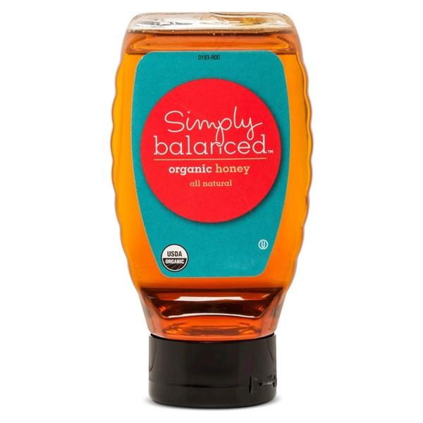 Simply Balanced Honey & Agave product image