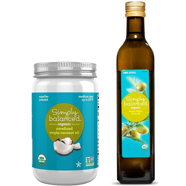 Simply Balanced Oil product image