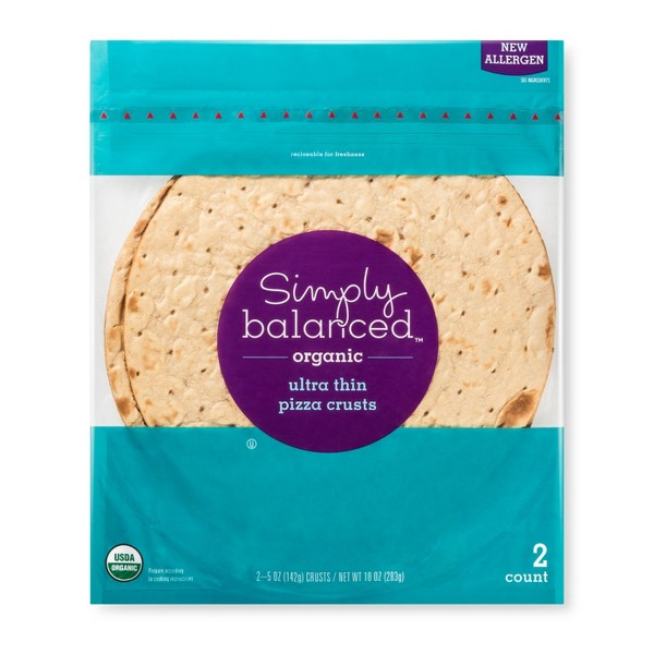 Simply Balanced Pizza Crust/Sauce product image