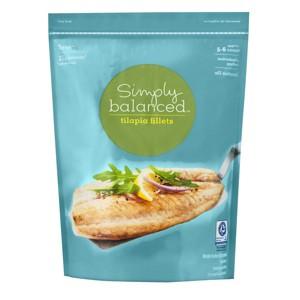 Simply Balanced Seafood