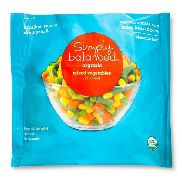 Simply Balanced Frozen Vegetables product image