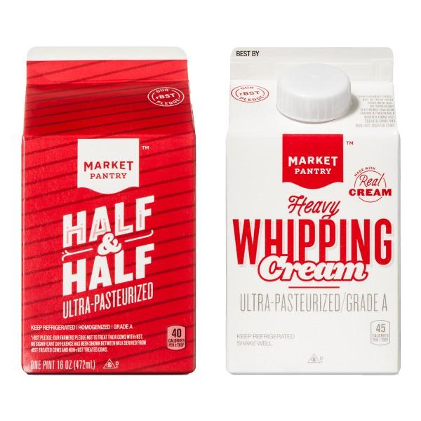 Market Pantry Cream product image
