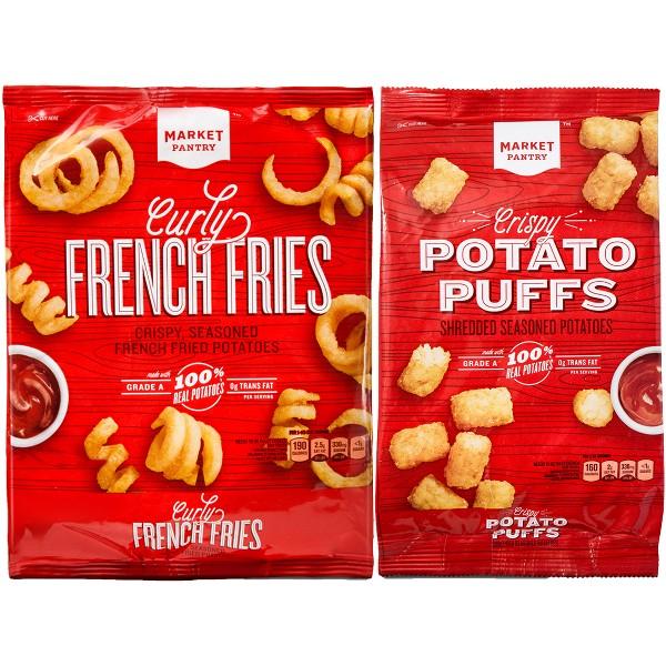 Market Pantry Frozen Potatoes product image