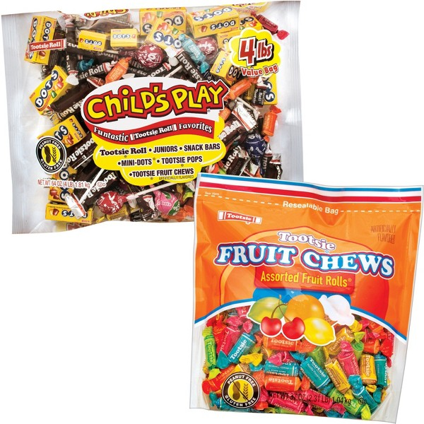Childs Play & Fruit Chews Bags product image