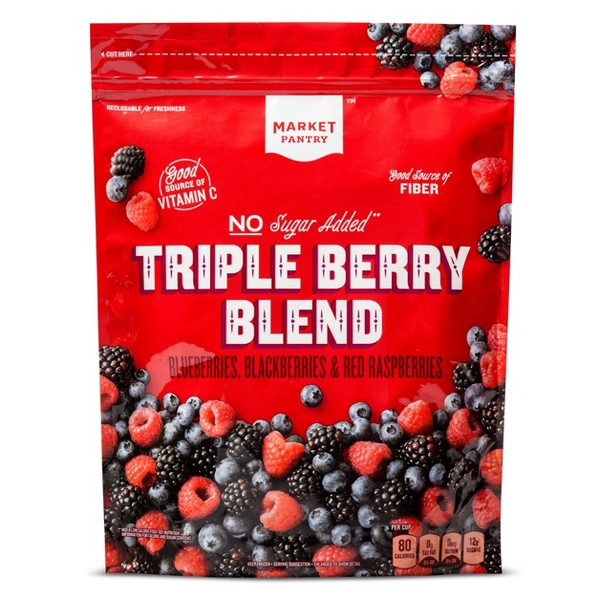 Market Pantry Frozen Fruit product image