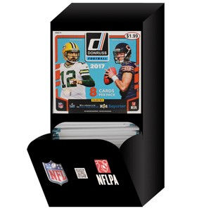 2017 NFL Donruss Football Pack