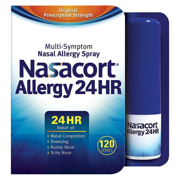 Nasacort Allergy Relief product image
