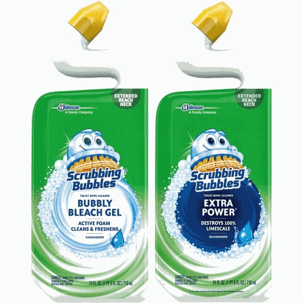 Scrubbing Bubbles Toilet Cleaner product image