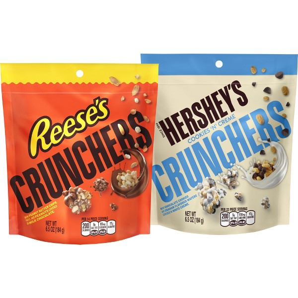 Reese's & Hershey's Crunchers product image