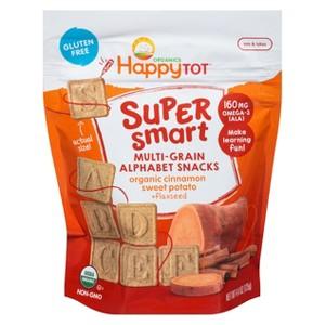 Happy Tot Super Smart Snacks