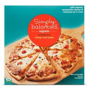 Simply Balanced Frozen Pizza